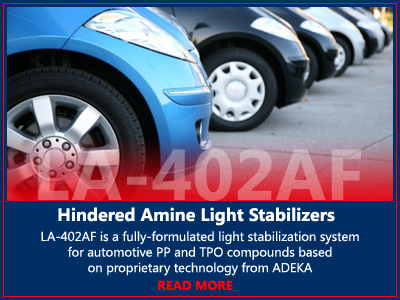 Hindered Amine Light Stabilizers